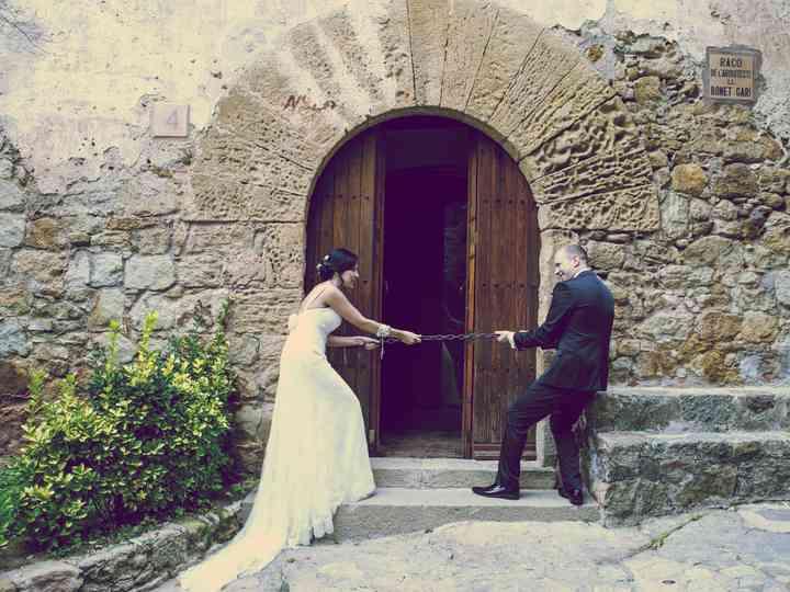 La boda de MªJose y Sergio