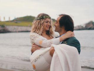 La boda de Olaya y Pedro