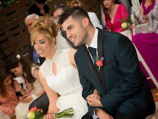 La boda de Lara y Miguel