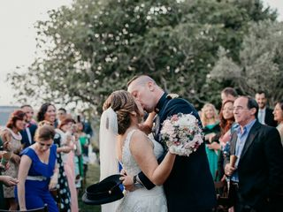 La boda de Mayra y David
