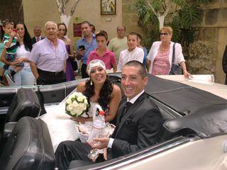 La boda de Santi y Lidia