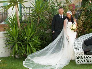 La boda de Santi y Lidia 1