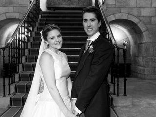 La boda de Esther y Gus