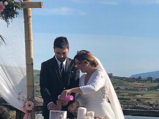 La boda de Andrea  y Esteban 2