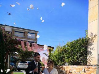 La boda de Andrea  y Esteban 3