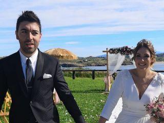 La boda de Andrea  y Esteban