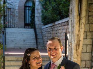 La boda de Pilar y James 1