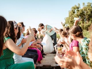 La boda de Unai y Marta