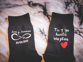 La boda de Juancar y Jeni 1