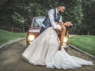 La boda de Eugenia  y Miguel