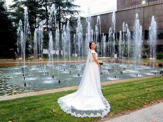 La boda de Fátima y Alain 1
