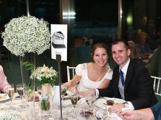 La boda de Fátima y Alain