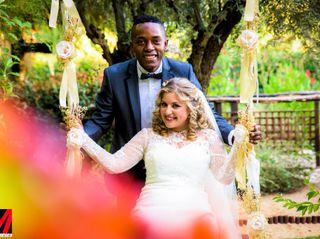 La boda de Miriam y Edson 1