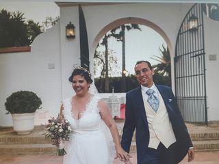 La boda de Erika y Victor