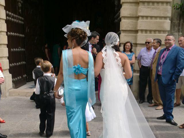 La boda de Lidia y Santi en Sanlucar De Barrameda, Cádiz 2