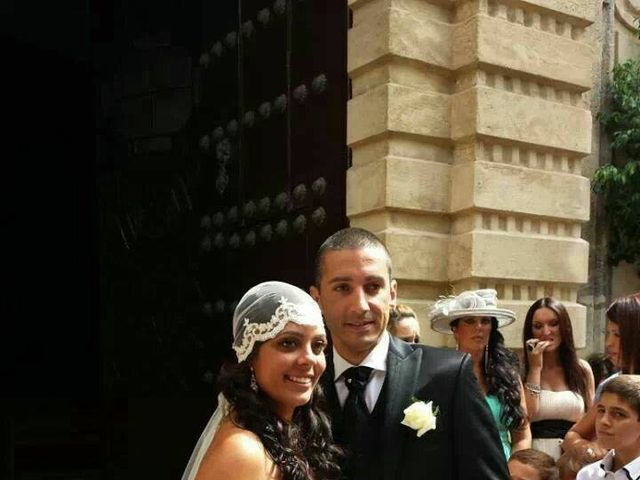 La boda de Lidia y Santi en Sanlucar De Barrameda, Cádiz 6