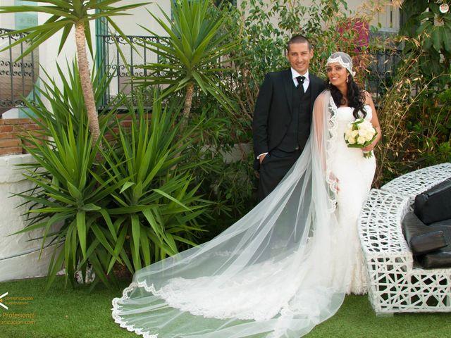 La boda de Lidia y Santi en Sanlucar De Barrameda, Cádiz 1