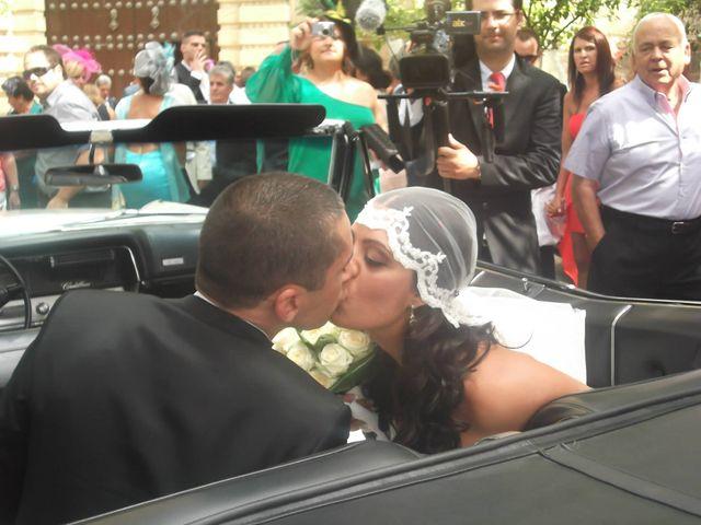 La boda de Lidia y Santi en Sanlucar De Barrameda, Cádiz 11