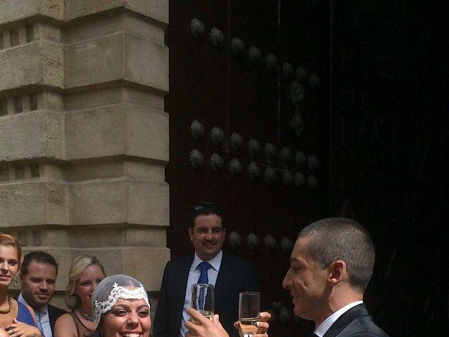 La boda de Lidia y Santi en Sanlucar De Barrameda, Cádiz 14