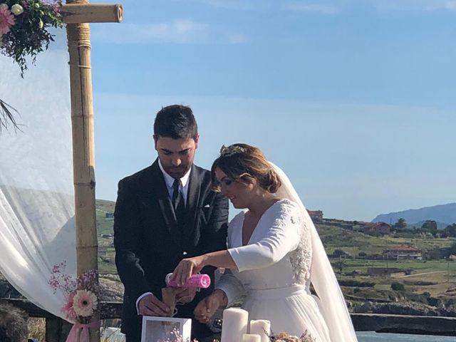 La boda de Esteban y Andrea  en Suances, Cantabria 1