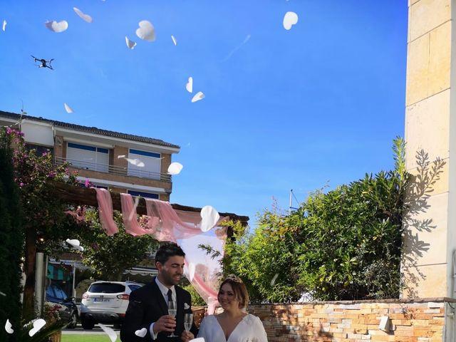 La boda de Esteban y Andrea  en Suances, Cantabria 2
