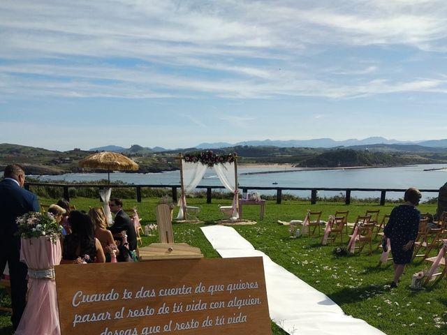 La boda de Esteban y Andrea  en Suances, Cantabria 4