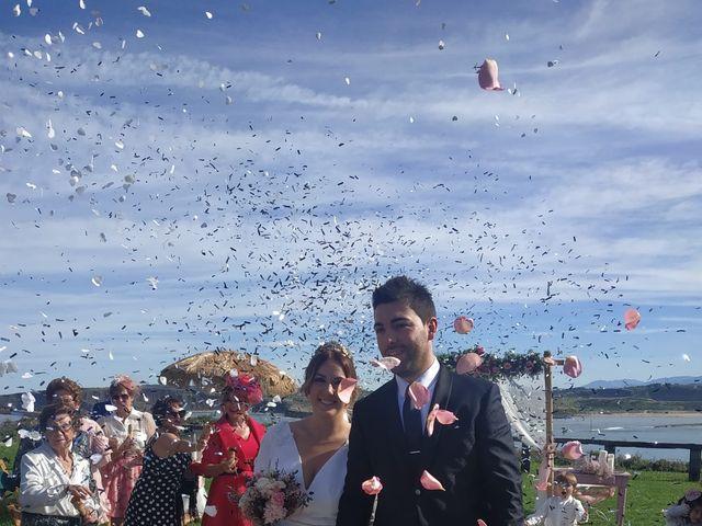 La boda de Esteban y Andrea  en Suances, Cantabria 6