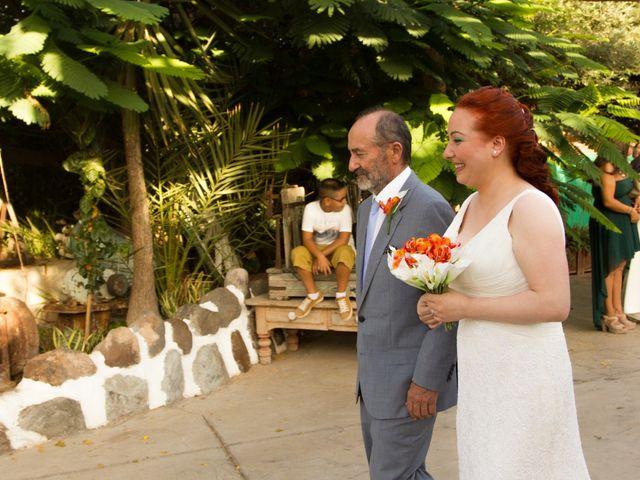 La boda de Miguel y Rebeca en Arinaga, Las Palmas 13