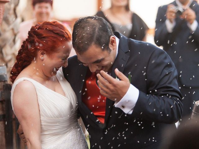 La boda de Miguel y Rebeca en Arinaga, Las Palmas 15