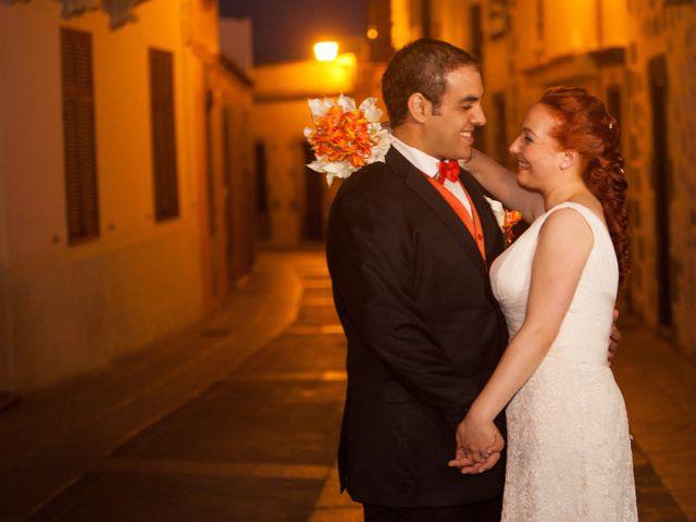 La boda de Miguel y Rebeca en Arinaga, Las Palmas 19