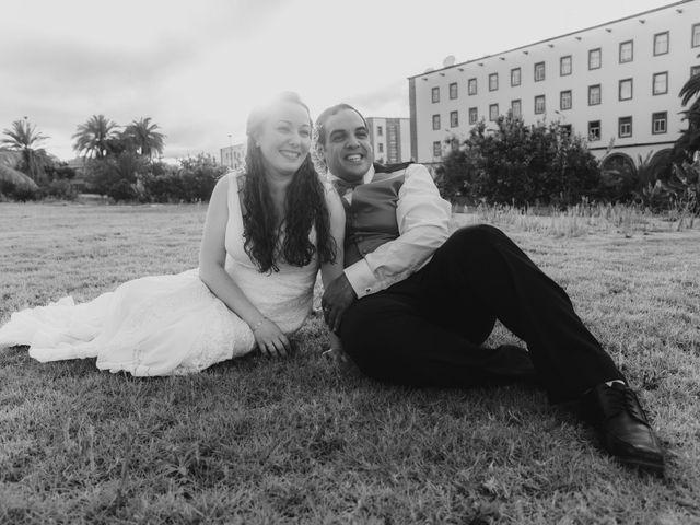 La boda de Miguel y Rebeca en Arinaga, Las Palmas 21