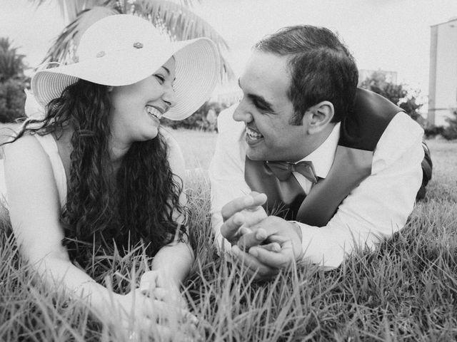 La boda de Miguel y Rebeca en Arinaga, Las Palmas 24