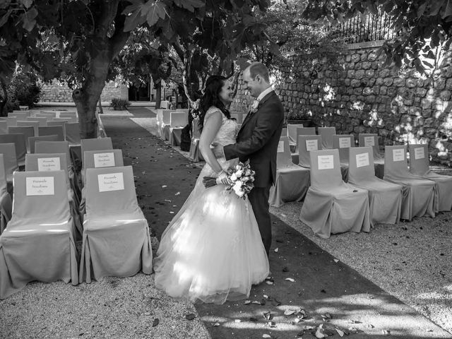 La boda de Pilar y James