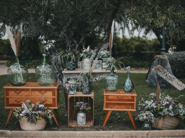 La boda de Jose y Silvia en Alberic, Valencia 20