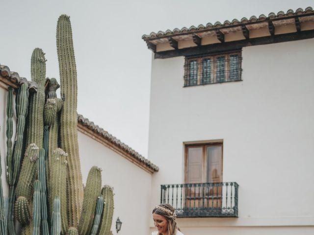 La boda de Jose y Silvia en Alberic, Valencia 40
