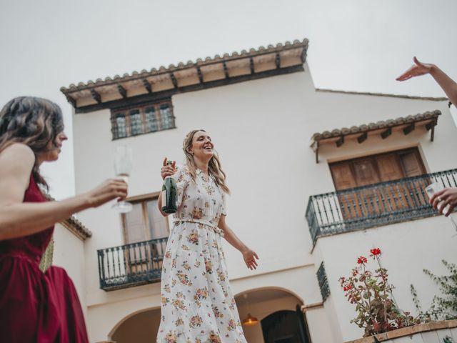 La boda de Jose y Silvia en Alberic, Valencia 43