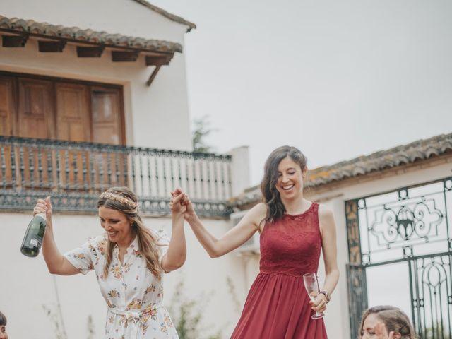 La boda de Jose y Silvia en Alberic, Valencia 45