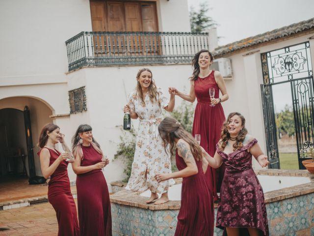 La boda de Jose y Silvia en Alberic, Valencia 46