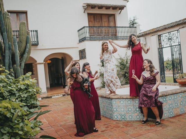 La boda de Jose y Silvia en Alberic, Valencia 47