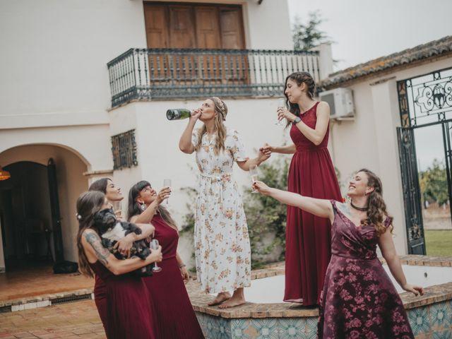 La boda de Jose y Silvia en Alberic, Valencia 48