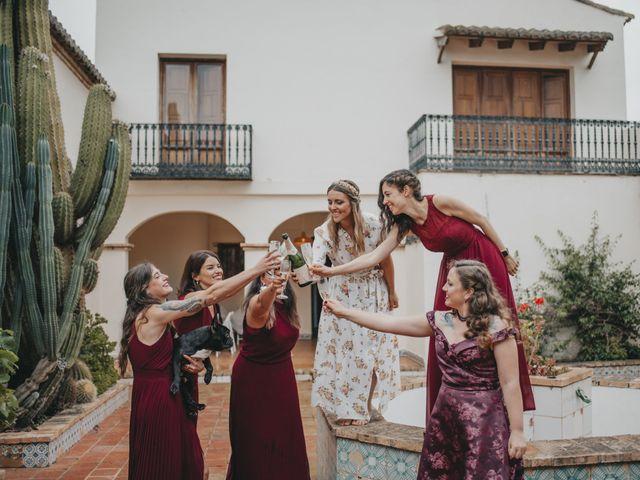 La boda de Jose y Silvia en Alberic, Valencia 49