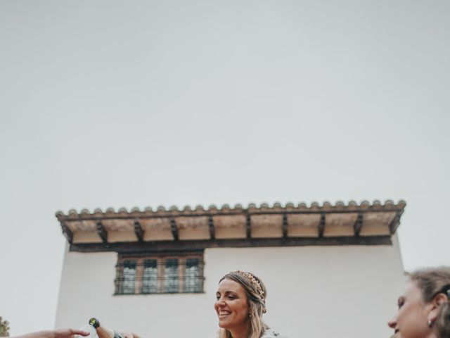 La boda de Jose y Silvia en Alberic, Valencia 51