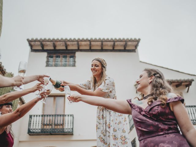 La boda de Jose y Silvia en Alberic, Valencia 52