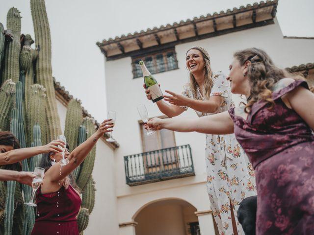 La boda de Jose y Silvia en Alberic, Valencia 53