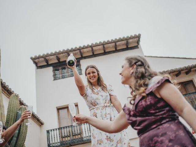 La boda de Jose y Silvia en Alberic, Valencia 54