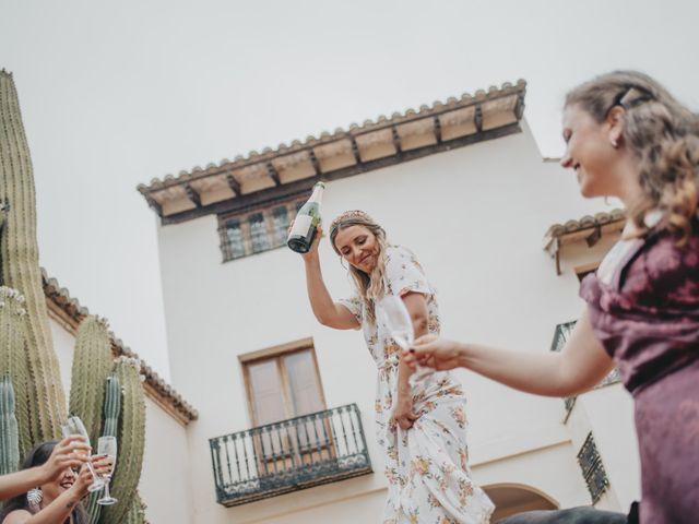 La boda de Jose y Silvia en Alberic, Valencia 55