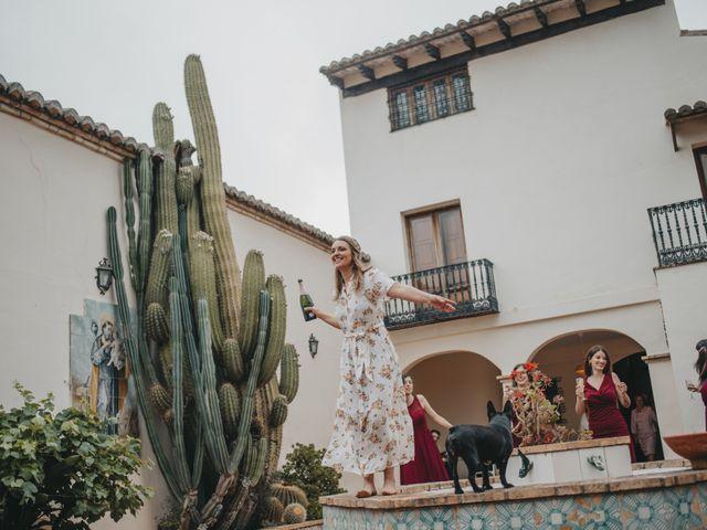 La boda de Jose y Silvia en Alberic, Valencia 60