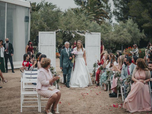 La boda de Jose y Silvia en Alberic, Valencia 74