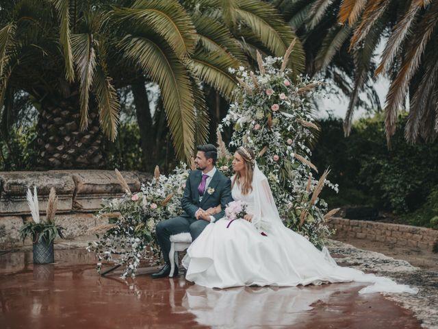 La boda de Jose y Silvia en Alberic, Valencia 78