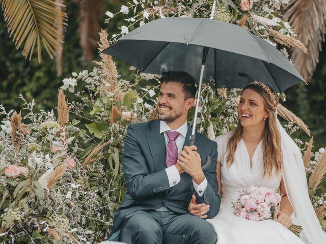 La boda de Jose y Silvia en Alberic, Valencia 82